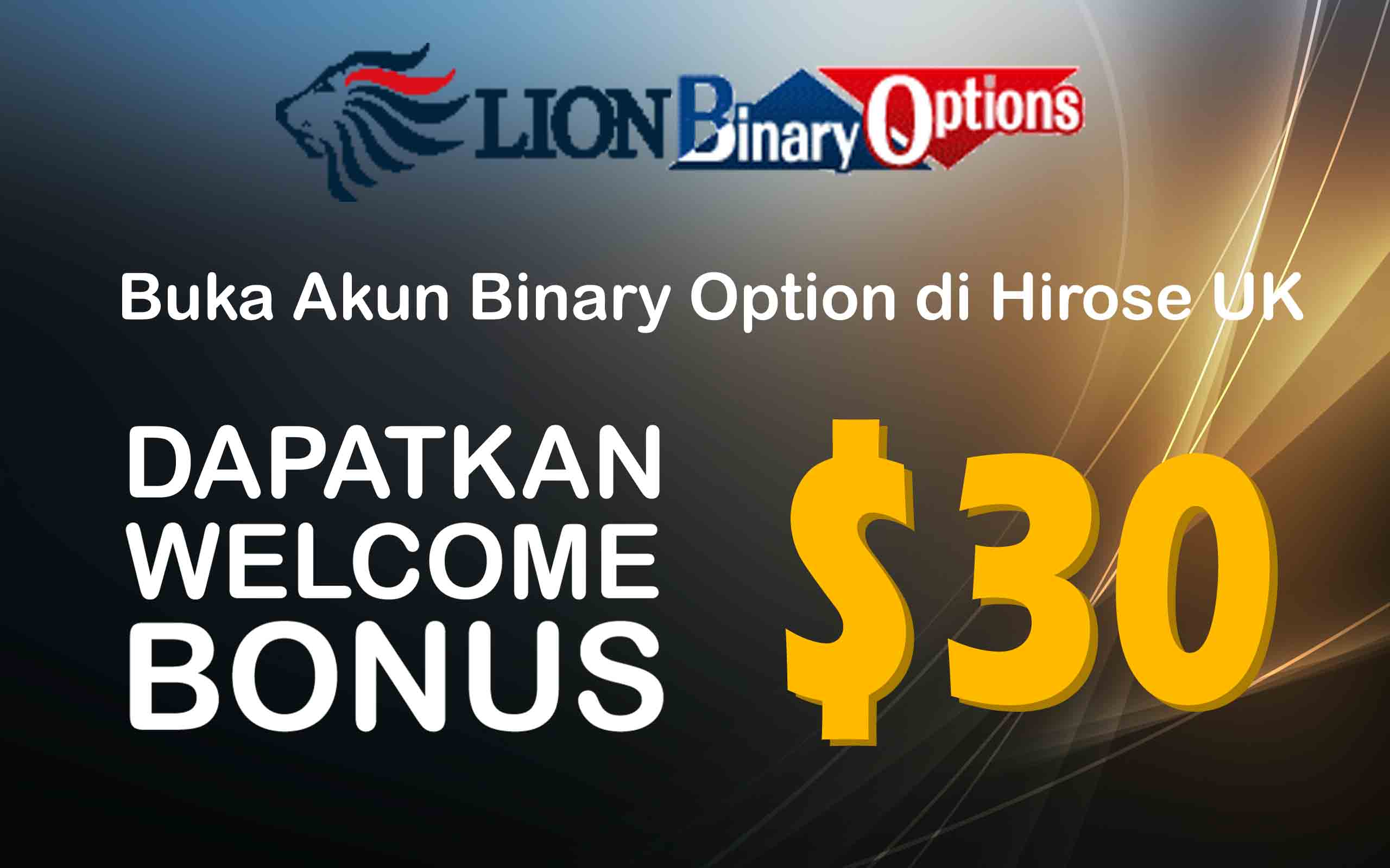 Cara Buka Akun Binary Options di Broker Hirose Trading UK